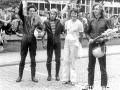 1973-125cc-Bert Smit (scheveningen)Mar Schouten-kiss Mis-Rini van Kasteren